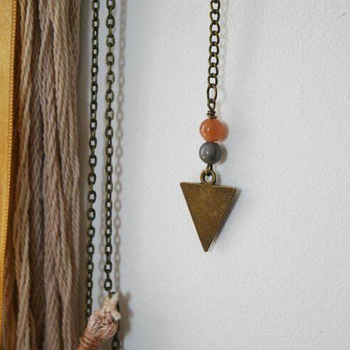 artisanat attrape-reve perle