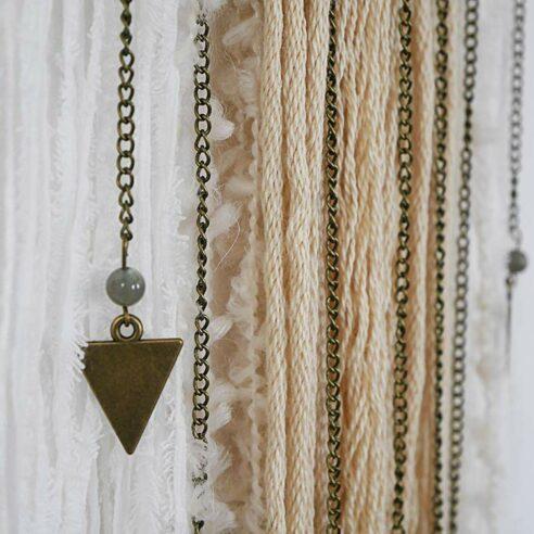 wall hanging boho chic