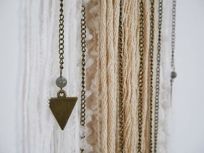 wall hanging boho chic